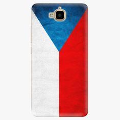 iSaprio Plastový kryt - Czech Flag - Huawei Y6 Pro