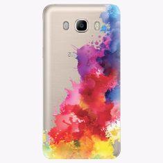 iSaprio Plastový kryt - Color Splash 01 - Samsung Galaxy J7 2016