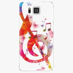 iSaprio Plastový kryt - Love Music - Samsung Galaxy Alpha