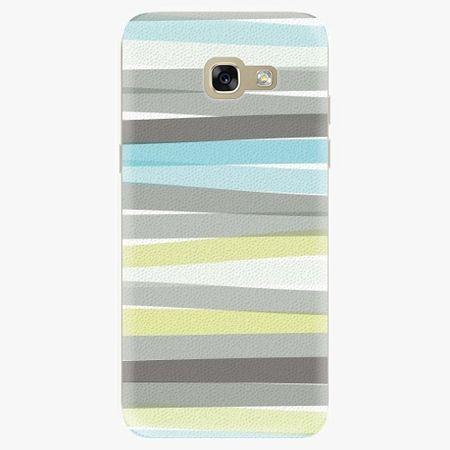 iSaprio Silikonové pouzdro - Stripes - Samsung Galaxy A5 2017