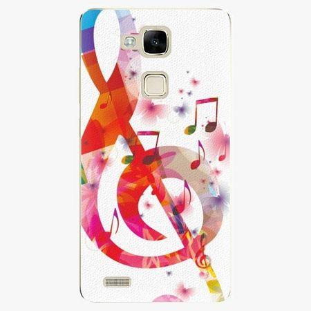 iSaprio Plastový kryt - Love Music - Huawei Mate7