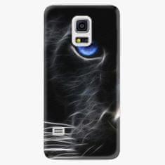 iSaprio Plastový kryt - Black Puma - Samsung Galaxy S5 Mini