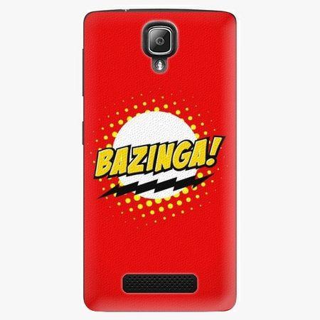 iSaprio Plastový kryt - Bazinga 01 - Lenovo A1000