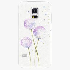 iSaprio Plastový kryt - Dandelion - Samsung Galaxy S5 Mini