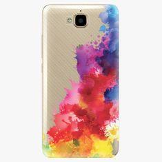 iSaprio Plastový kryt - Color Splash 01 - Huawei Y6 Pro