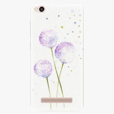 iSaprio Silikonové pouzdro - Dandelion - Xiaomi Redmi 4A