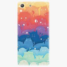 iSaprio Plastový kryt - Cats World - Sony Xperia M5
