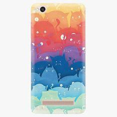 iSaprio Plastový kryt - Cats World - Xiaomi Redmi 4A