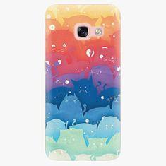 iSaprio Plastový kryt - Cats World - Samsung Galaxy A3 2017