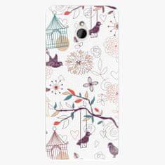 iSaprio Plastový kryt - Birds - HTC One Mini