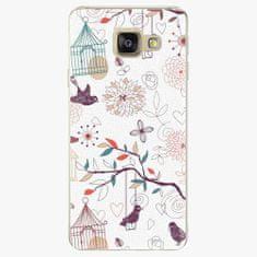 iSaprio Plastový kryt - Birds - Samsung Galaxy A3 2016