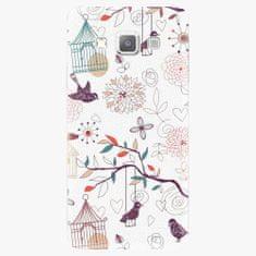 iSaprio Plastový kryt - Birds - Samsung Galaxy A7