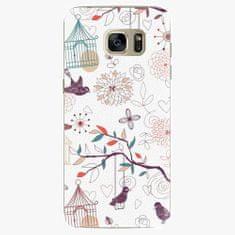 iSaprio Plastový kryt - Birds - Samsung Galaxy S7 Edge