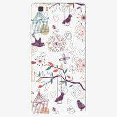 iSaprio Plastový kryt - Birds - Huawei Ascend P8 Lite