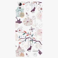 iSaprio Plastový kryt - Birds - Lenovo A6000 / K3
