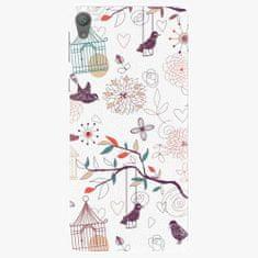 iSaprio Plastový kryt - Birds - Sony Xperia E5