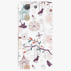 iSaprio Plastový kryt - Birds - Sony Xperia Z3 Compact