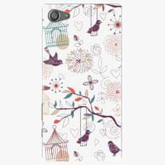 iSaprio Plastový kryt - Birds - Sony Xperia Z5 Compact