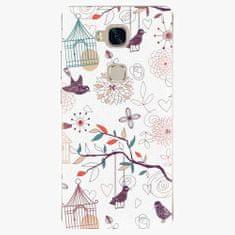 iSaprio Plastový kryt - Birds - Huawei Honor 5X