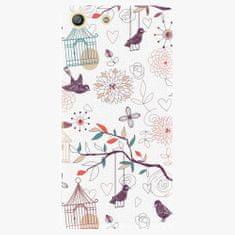 iSaprio Plastový kryt - Birds - Sony Xperia M5