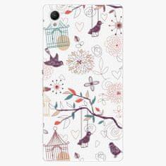 iSaprio Plastový kryt - Birds - Sony Xperia Z1