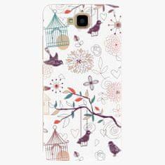 iSaprio Plastový kryt - Birds - Huawei Y6 Pro