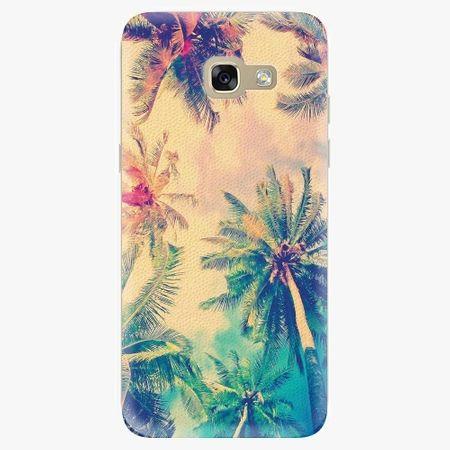 iSaprio Silikonové pouzdro - Palm Beach - Samsung Galaxy A5 2017