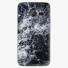 iSaprio Plastový kryt - Cracked - Samsung Galaxy Trend 2 Lite