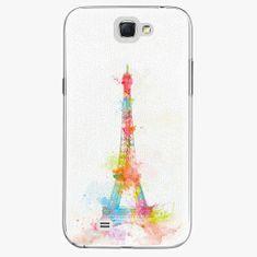 iSaprio Plastový kryt - Eiffel Tower - Samsung Galaxy Note 2