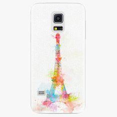 iSaprio Plastový kryt - Eiffel Tower - Samsung Galaxy S5 Mini
