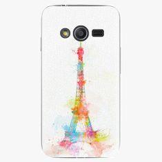 iSaprio Plastový kryt - Eiffel Tower - Samsung Galaxy Trend 2 Lite