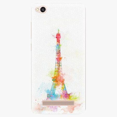 iSaprio Silikonové pouzdro - Eiffel Tower - Xiaomi Redmi 4A