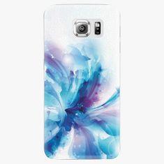 iSaprio Plastový kryt - Abstract Flower - Samsung Galaxy S6 Edge Plus