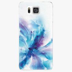 iSaprio Plastový kryt - Abstract Flower - Samsung Galaxy Alpha