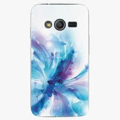 iSaprio Plastový kryt - Abstract Flower - Samsung Galaxy Trend 2 Lite