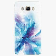 iSaprio Plastový kryt - Abstract Flower - Samsung Galaxy J7 2016