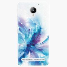 iSaprio Plastový kryt - Abstract Flower - Lenovo C2
