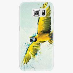 iSaprio Plastový kryt - Born to Fly - Samsung Galaxy S6 Edge Plus