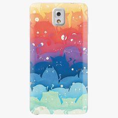 iSaprio Plastový kryt - Cats World - Samsung Galaxy Note 3