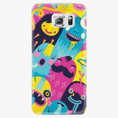 iSaprio Plastový kryt - Monsters - Samsung Galaxy S6