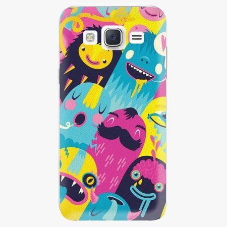iSaprio Plastový kryt - Monsters - Samsung Galaxy J5