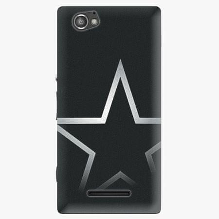 iSaprio Plastový kryt - Star - Sony Xperia M