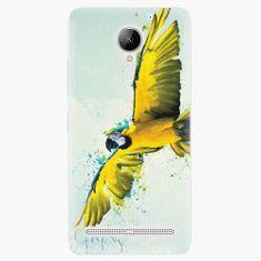 iSaprio Plastový kryt - Born to Fly - Lenovo C2