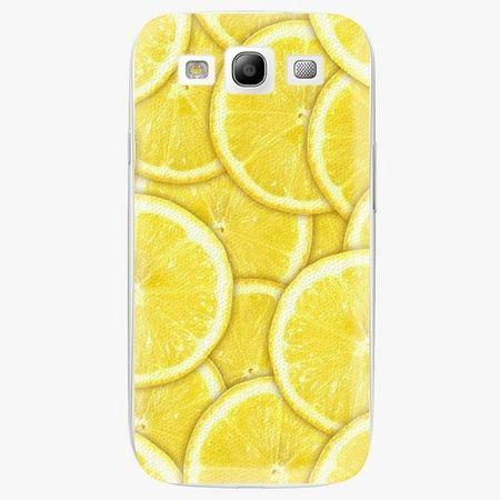 iSaprio Plastový kryt - Yellow - Samsung Galaxy S3