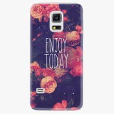 iSaprio Plastový kryt - Enjoy Today - Samsung Galaxy S5 Mini