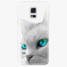 iSaprio Plastový kryt - Cats Eyes - Samsung Galaxy S5 Mini