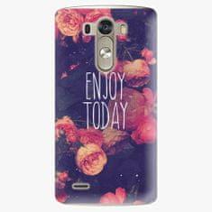 iSaprio Plastový kryt - Enjoy Today - LG G3 (D855)