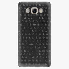 iSaprio Plastový kryt - Ampersand 01 - Samsung Galaxy J7 2016