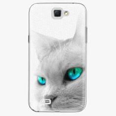 iSaprio Plastový kryt - Cats Eyes - Samsung Galaxy Note 2