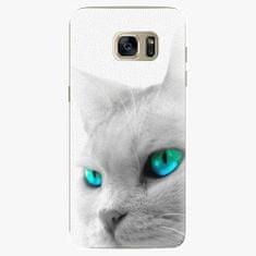 iSaprio Plastový kryt - Cats Eyes - Samsung Galaxy S7 Edge